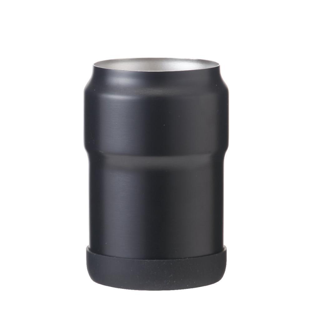 アテーナライフ 保冷缶ホルダー ブラック 各種
