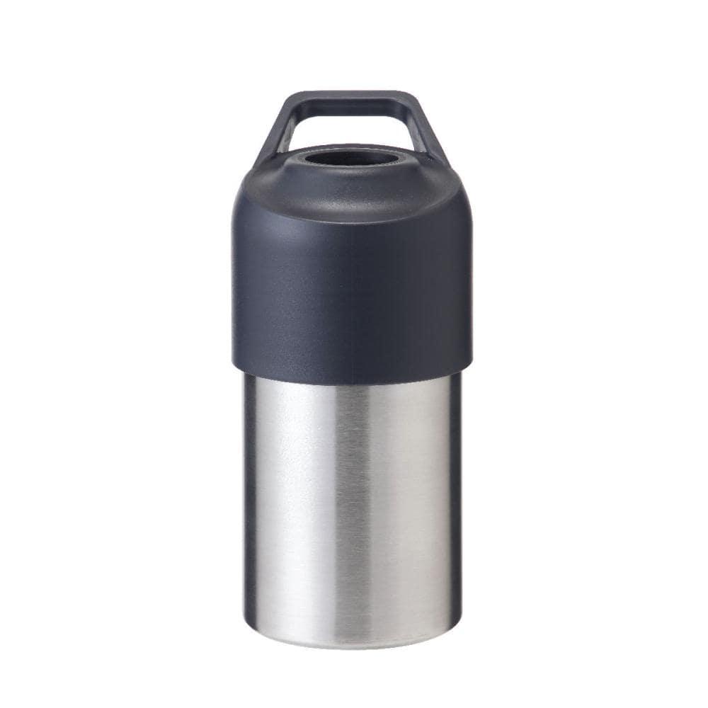 アテーナライフ 保冷ペットボトルホルダー 500ml~650ml シルバー