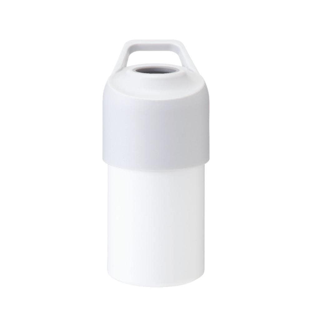 アテーナライフ 保冷ペットボトルホルダー 500ml~650ml ホワイト
