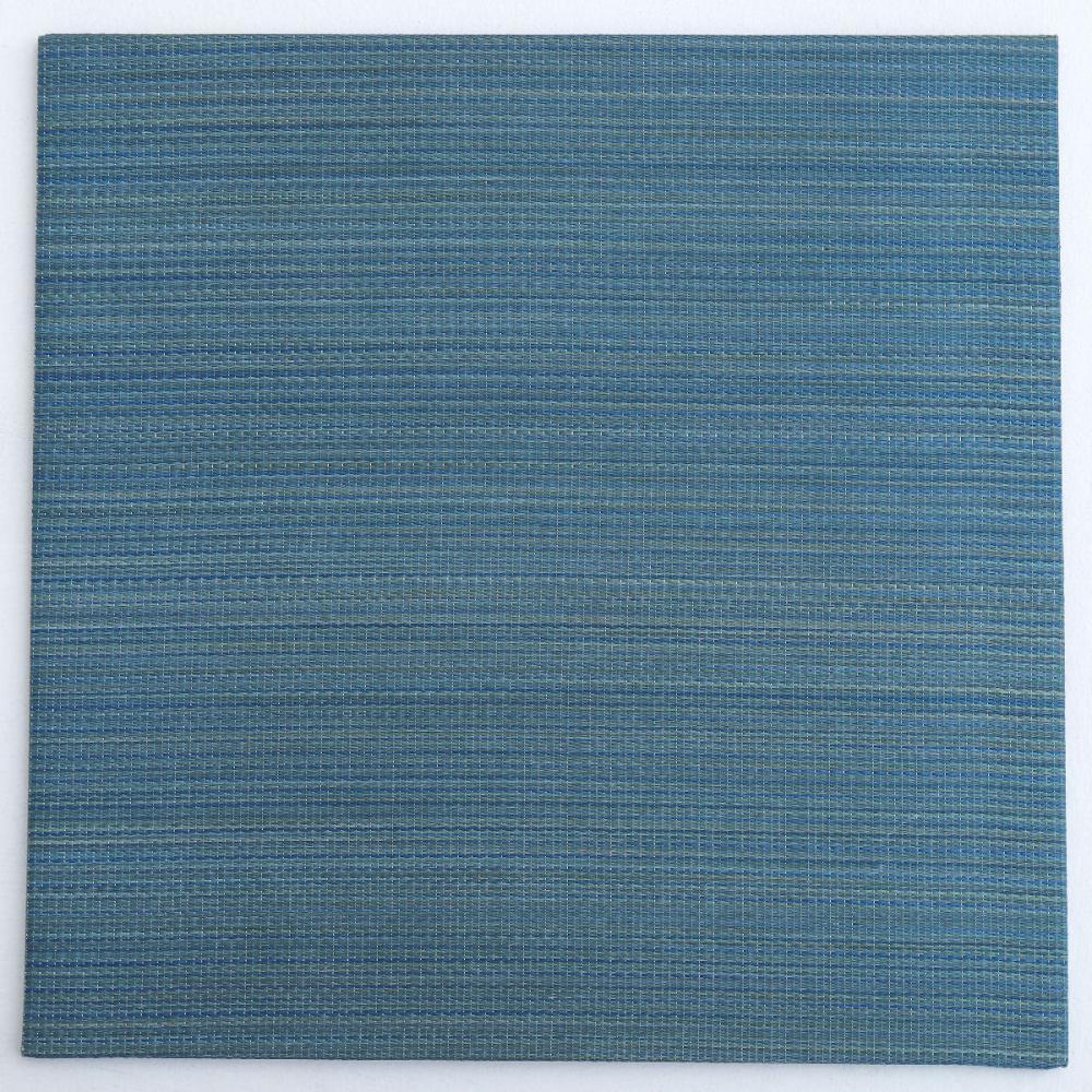 アテーナライフ 消臭・抗菌置き畳 クリラ ブルー 58×58×1.5cm