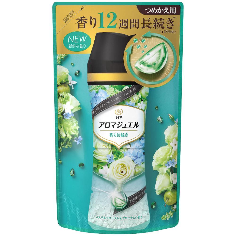 P&G レノアハピネス アロマジュエル パステルフローラルズ&ブロッサムの香り 詰替用 415ml