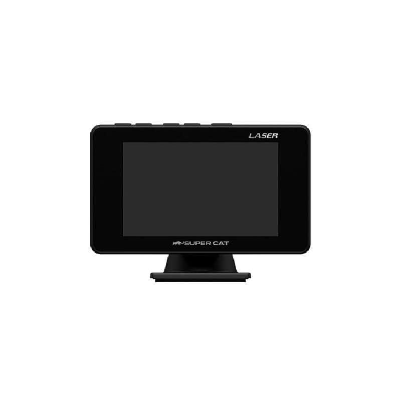 ユピテル 液晶画面付 GPSレーダー探知機 LS100