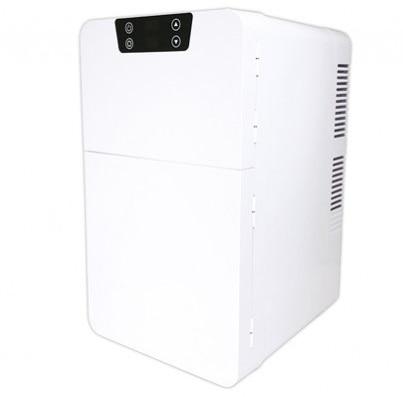 RAMASU(ラマス) 2ドア冷温庫 20L ホワイト RA-R2D