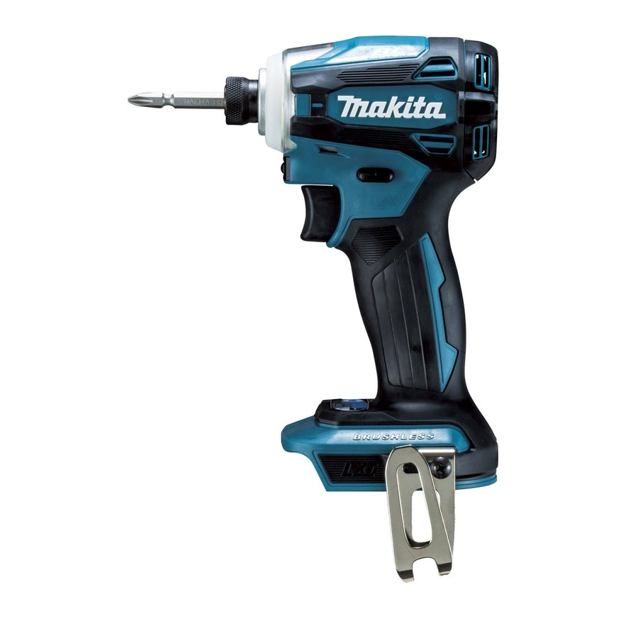 マキタ 最新モデル 18V充電インパクトドライバ 青 本体のみ TD172DZ