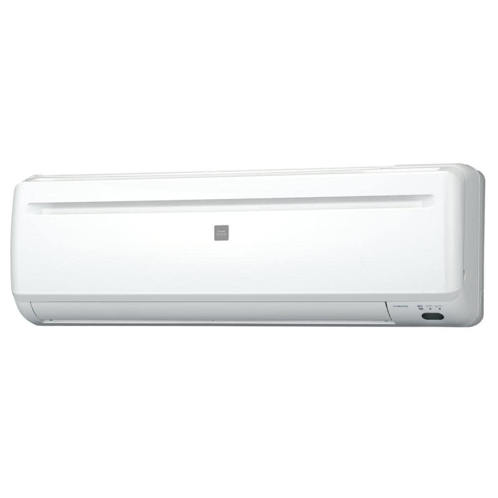 コロナ 冷房専用 エアコン 6畳用 RC-2221R(W)