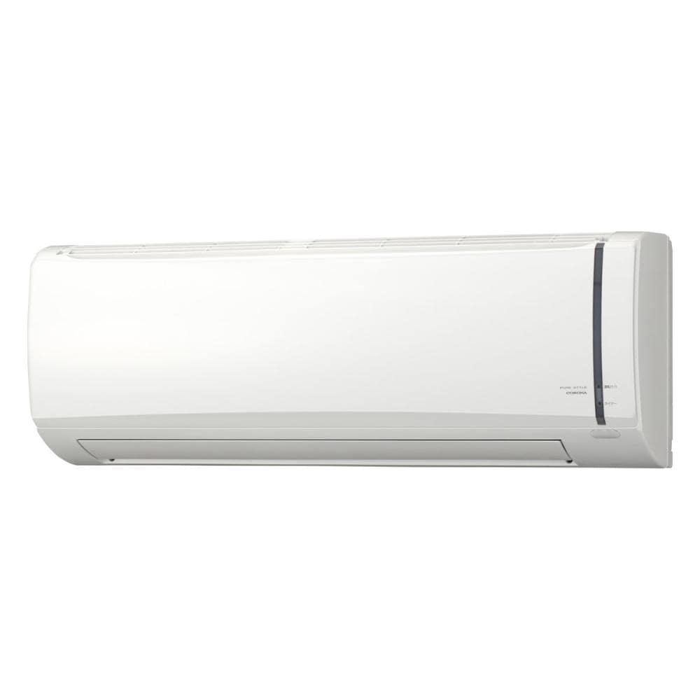 コロナ 冷房専用 エアコン 10畳用 RC-V2821R(W)