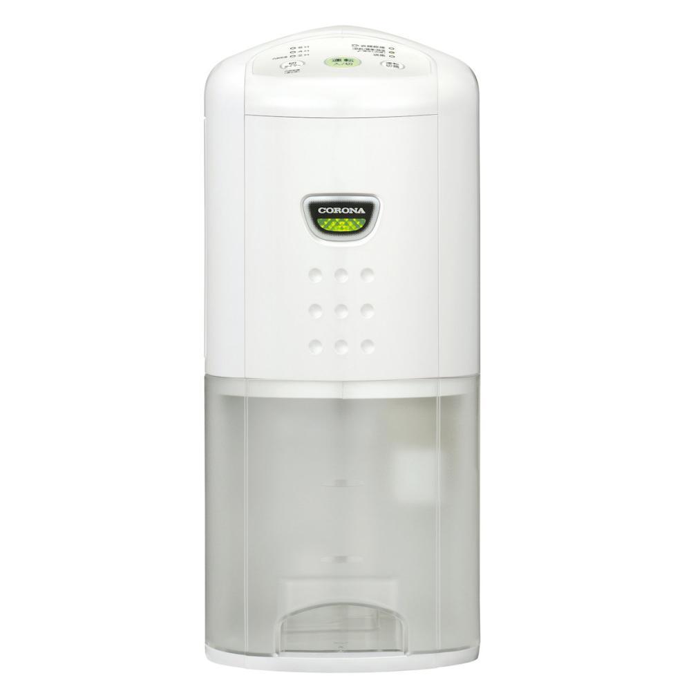 コロナ 衣類乾燥除湿機 コンプレッサー式 ホワイト CD-P6321(W)