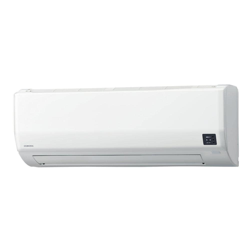 コロナ 冷暖房エアコン 6畳用 CSH-W2221R(W)