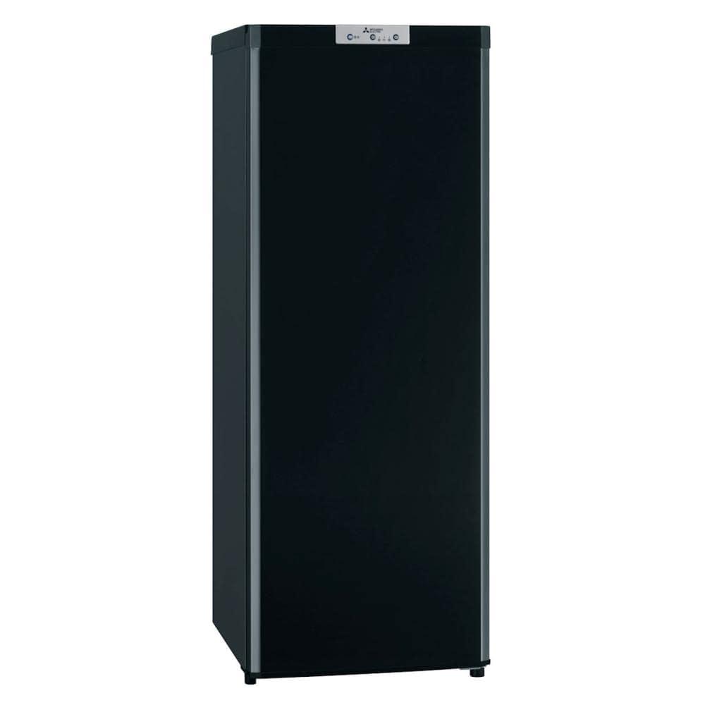 三菱電機 1ドア冷凍庫 121L ホワイト MF-U12F-W