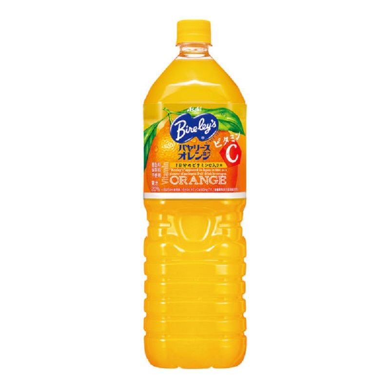 アサヒ飲料 バヤリースオレンジ 1.5L