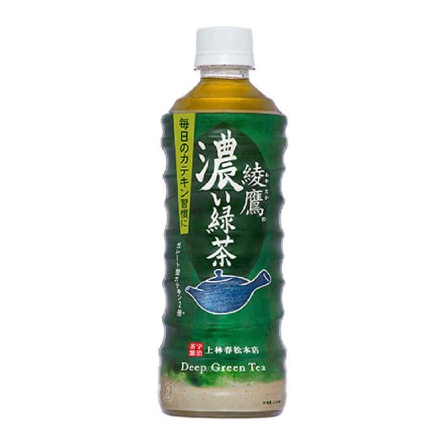 コカ・コーラ 綾鷹 濃い緑茶 525ml