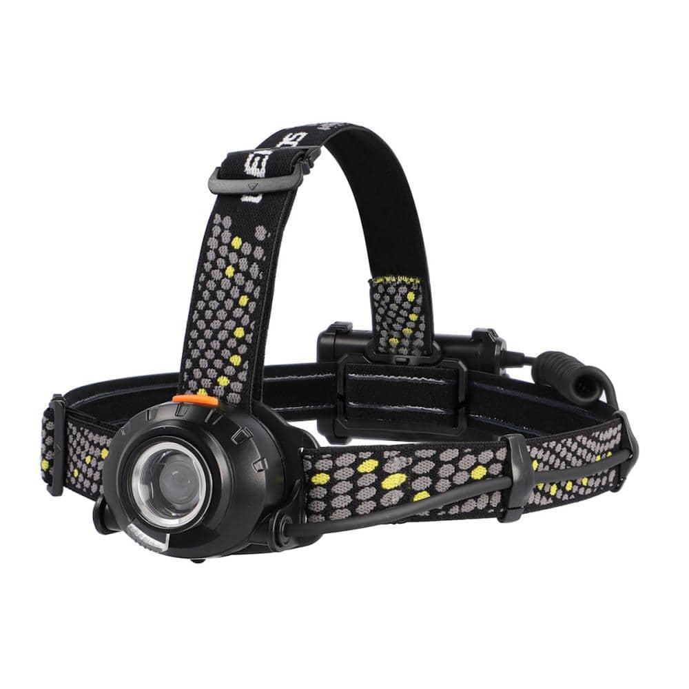 ジェントス LEDヘッドライト ヘッドウォーズ HW-X333HD