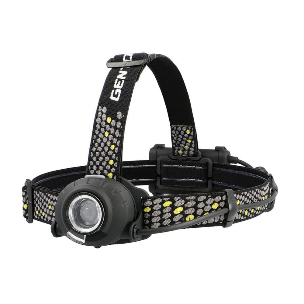 ジェントス LEDヘッドライト ヘッドウォーズ HW-X433HD