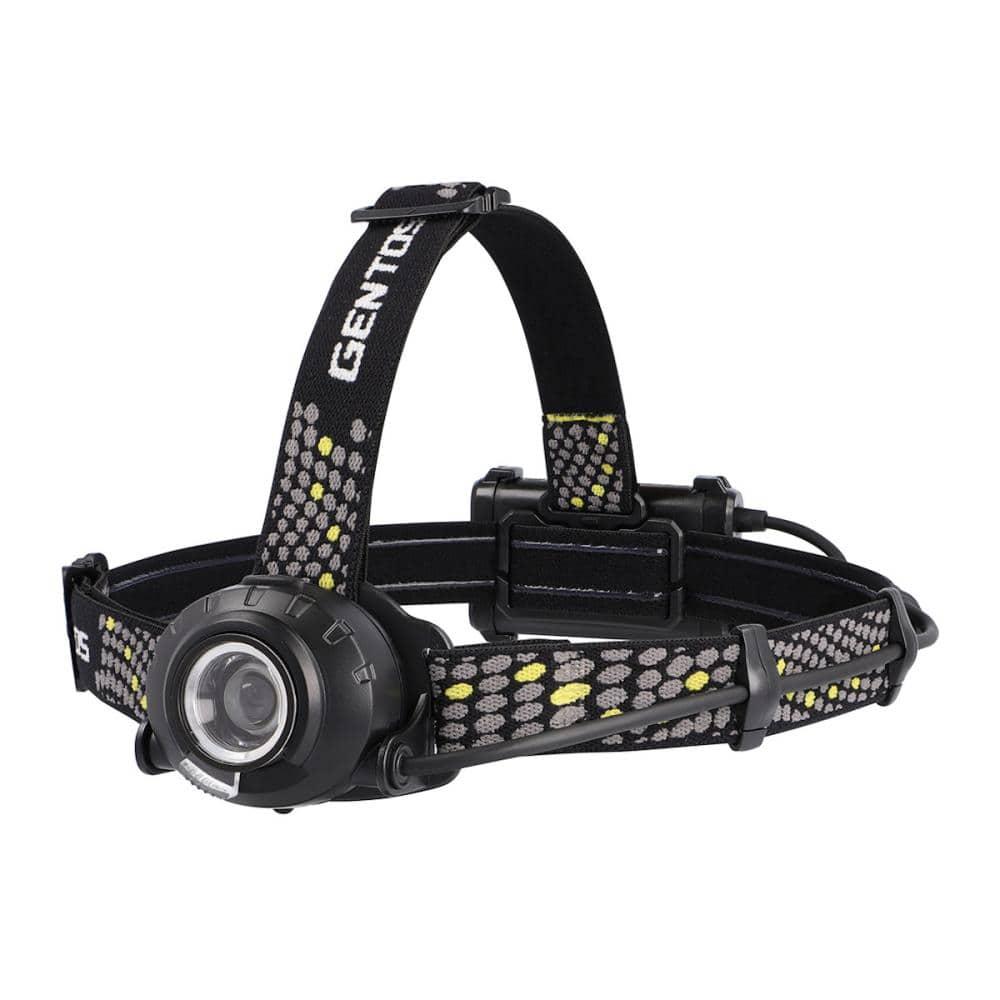 ジェントス LEDヘッドライト ヘッドウォーズ HW-X533H
