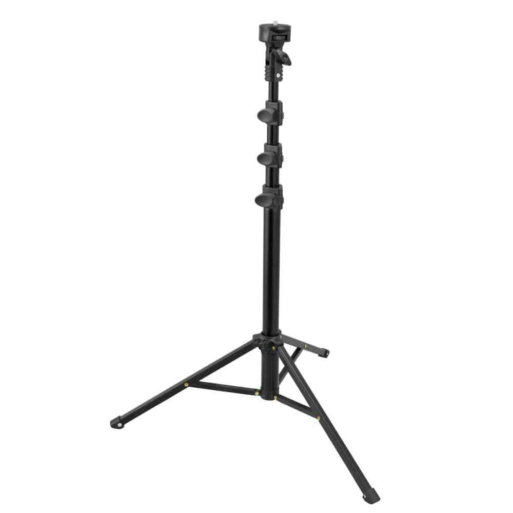 オーム電機 カメラ用一脚 スタンド付きタイプ OCT-AMN4-130K