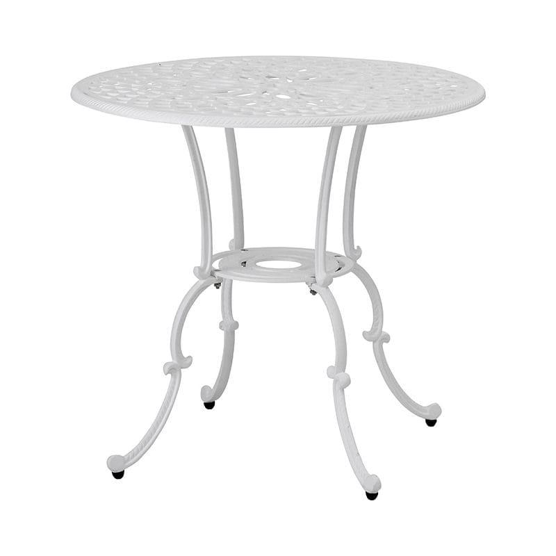 フロールガーデンテーブル ホワイト IGF-T05W