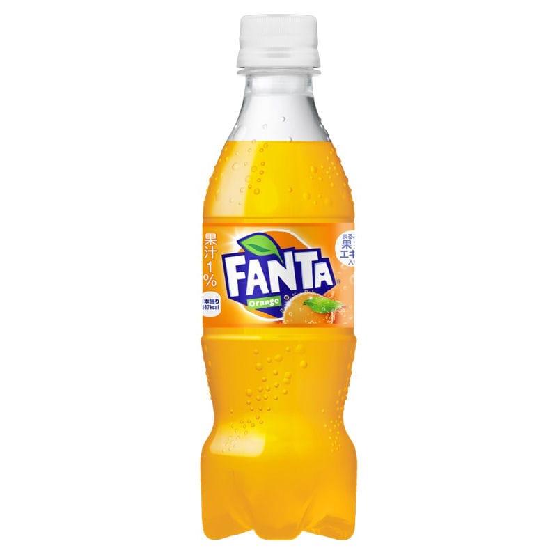 コカ・コーラ ファンタ オレンジ 350ml