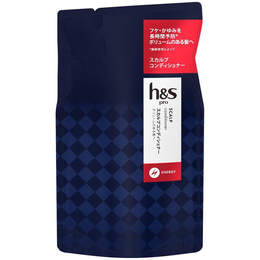P&G h&sプロ エナジースカルプ コンディショナー 詰替用 300g