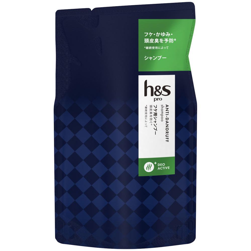 P&G h&sプロ デオアクティブ フケ用シャンプー 詰替用 300ml
