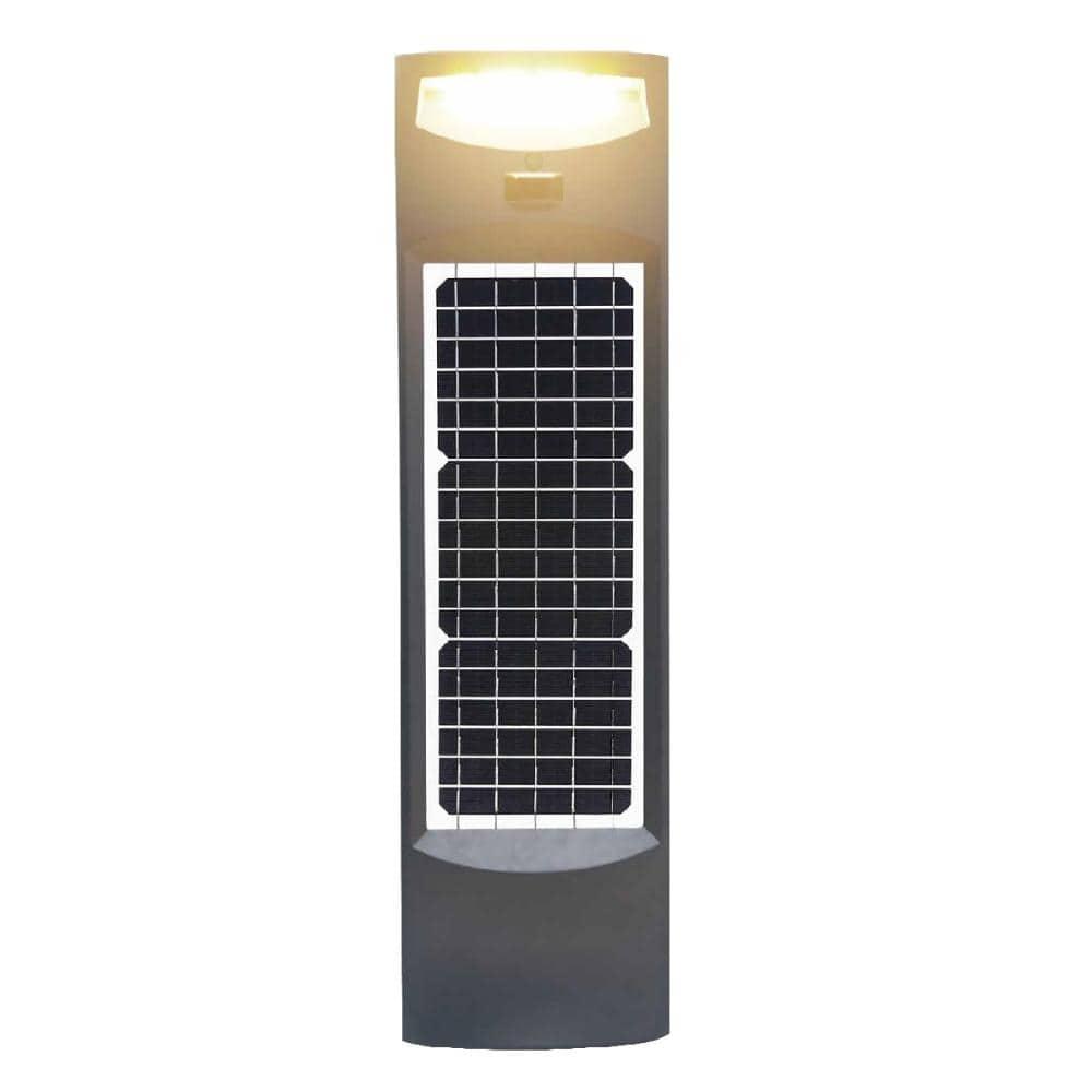 ガーデンボラードライト ソーラー式 20W RL-BLS2000lm