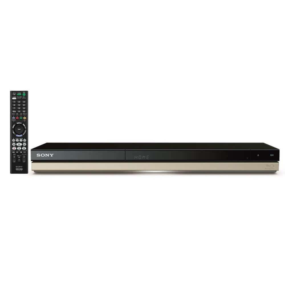 SONY ブルーレイレコーダー 500GB ダブルチューナー内蔵 BDZ-ZW550