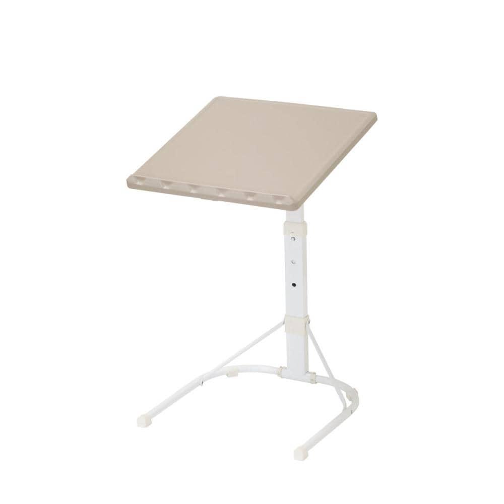 アテーナライフ スリムに畳めるサイドテーブル