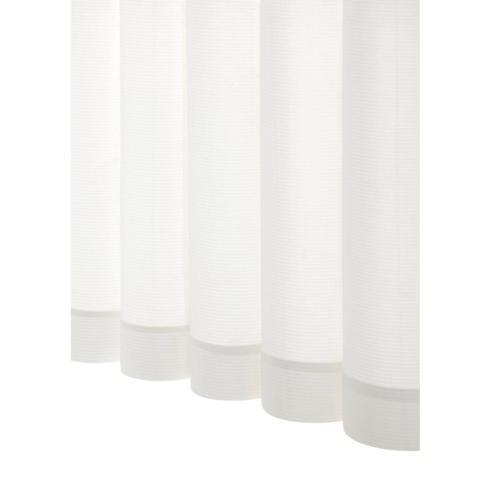 アテーナライフ 遮像レースカーテン アトラ ホワイト 幅200cm 1枚入 各サイズ