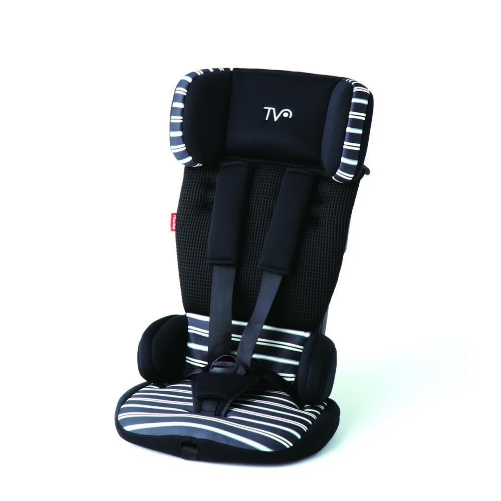 日本育児 トラベルベストECプラス チャイルドシート ブラックボーダー