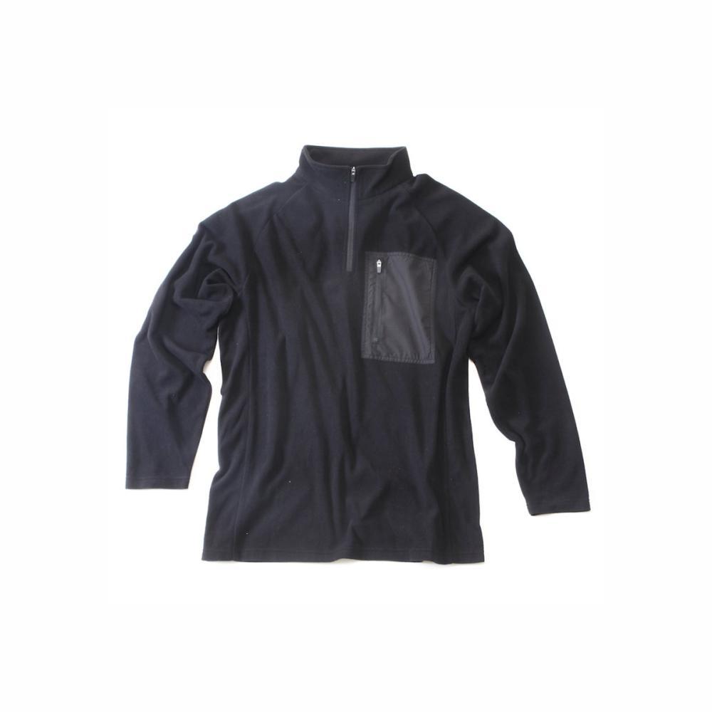コメリ マイクロフリースジャケット ブラック L