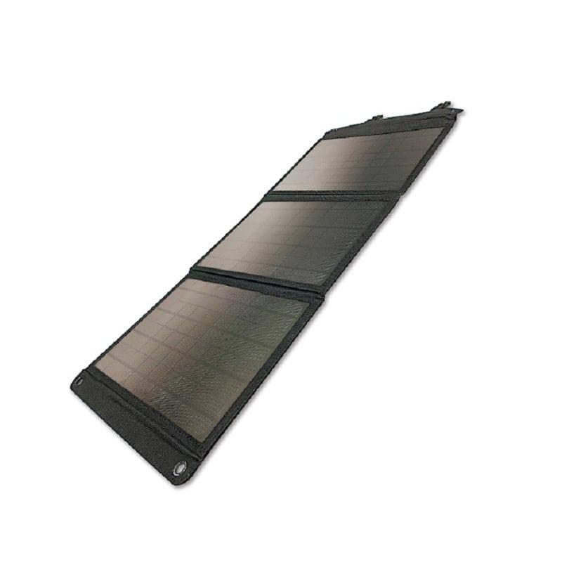 tamas ソーラー充電器 30W 折り畳み式 ブラック TSK91K