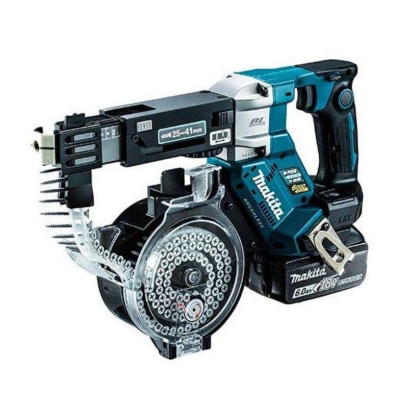 マキタ 18V充電式オートパックスクリュドライバ FR451DRGX