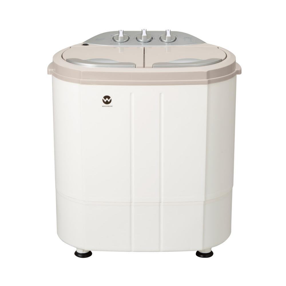 シービージャパン 小型二槽式洗濯機 ウォッシュマン TOM-05W