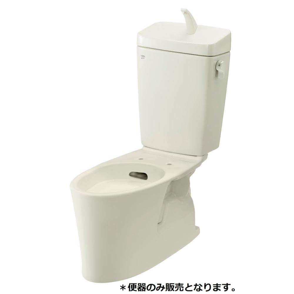LIXIL FZリトイレ 便器部 排水芯200~550mm 寒冷地ヒーター付 オフホワイト