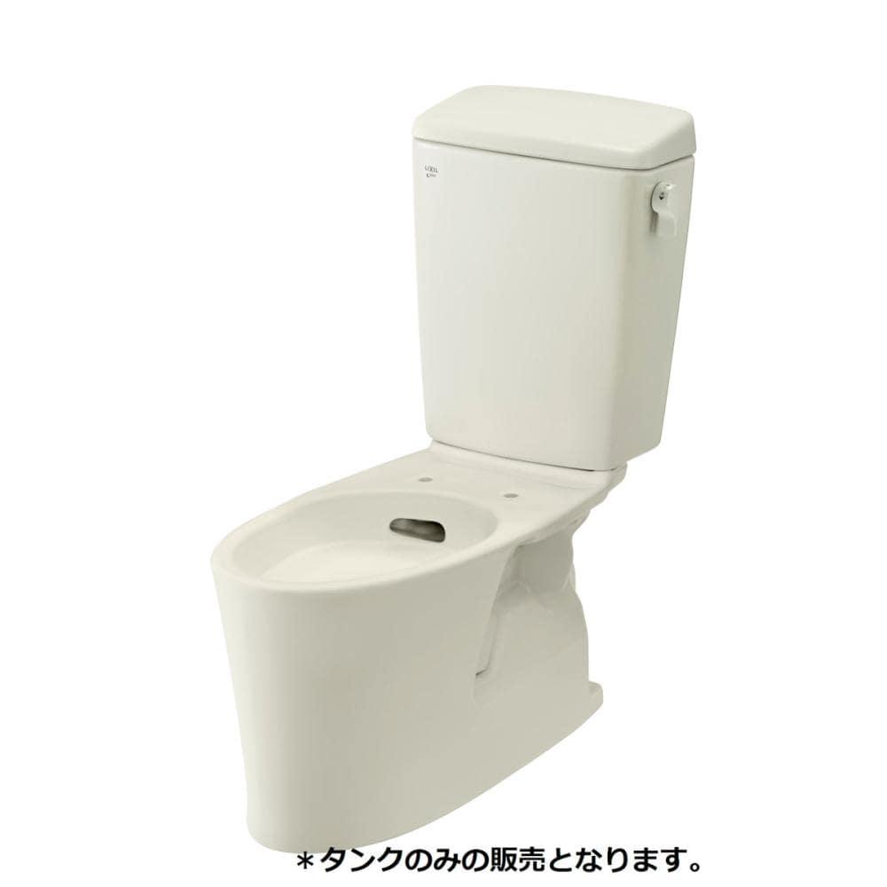 LIXIL FZリトイレ タンク部 手洗なし 寒冷地流動方式 オフホワイト