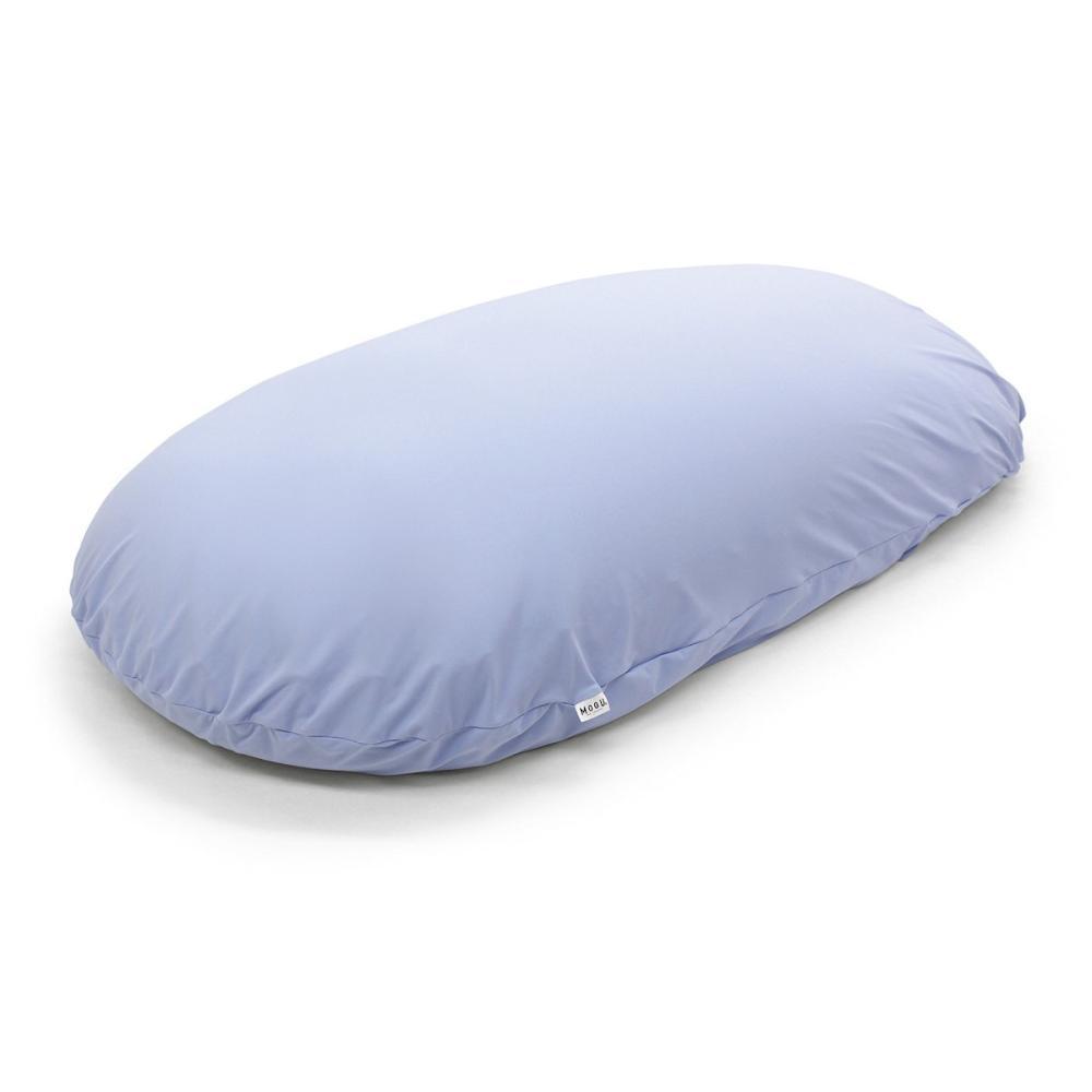 MOGU クッション 雲にのる夢枕 カバー付 スカイブルー