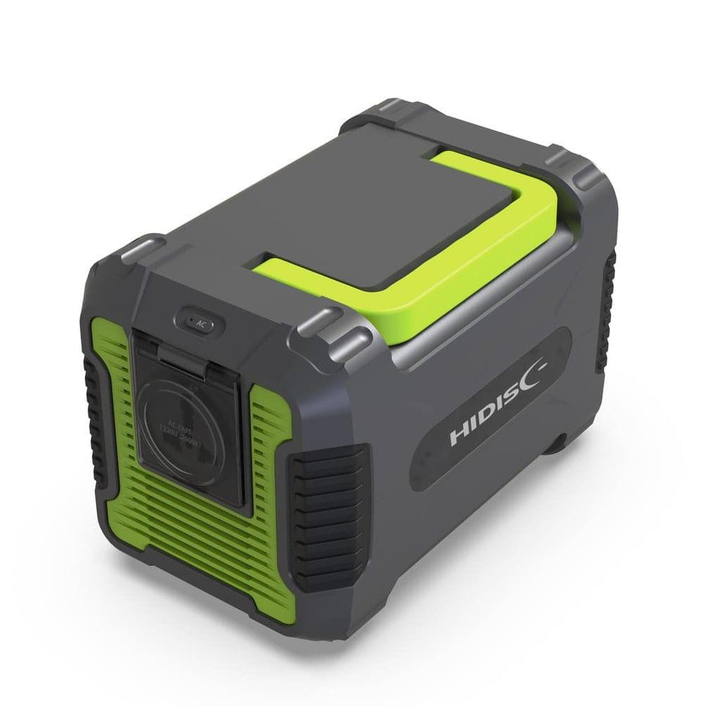 HIDISC(ハイディスク) ポータブル電源 パワーステーション 62400mAh HD-PPS225