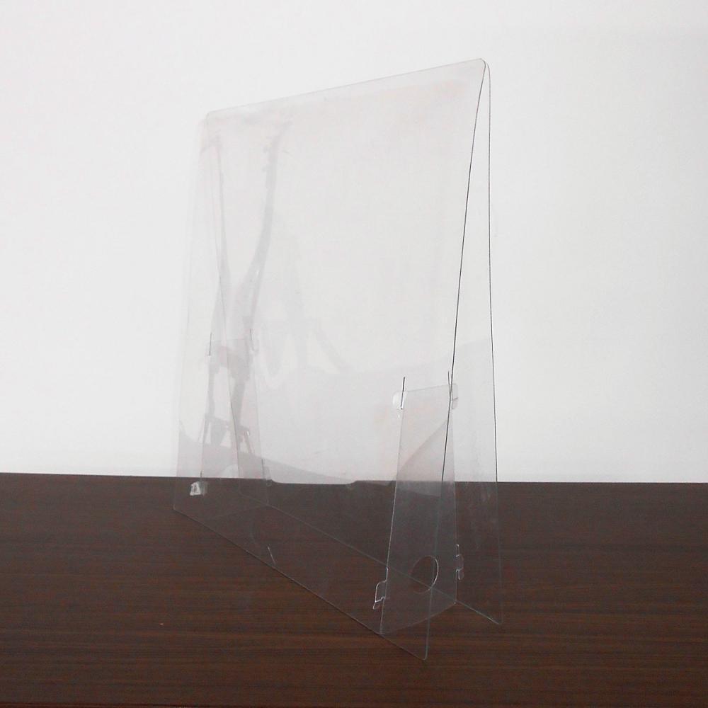 アーテック 飛沫防止透明パーテーション 中 幅450×高さ500mm
