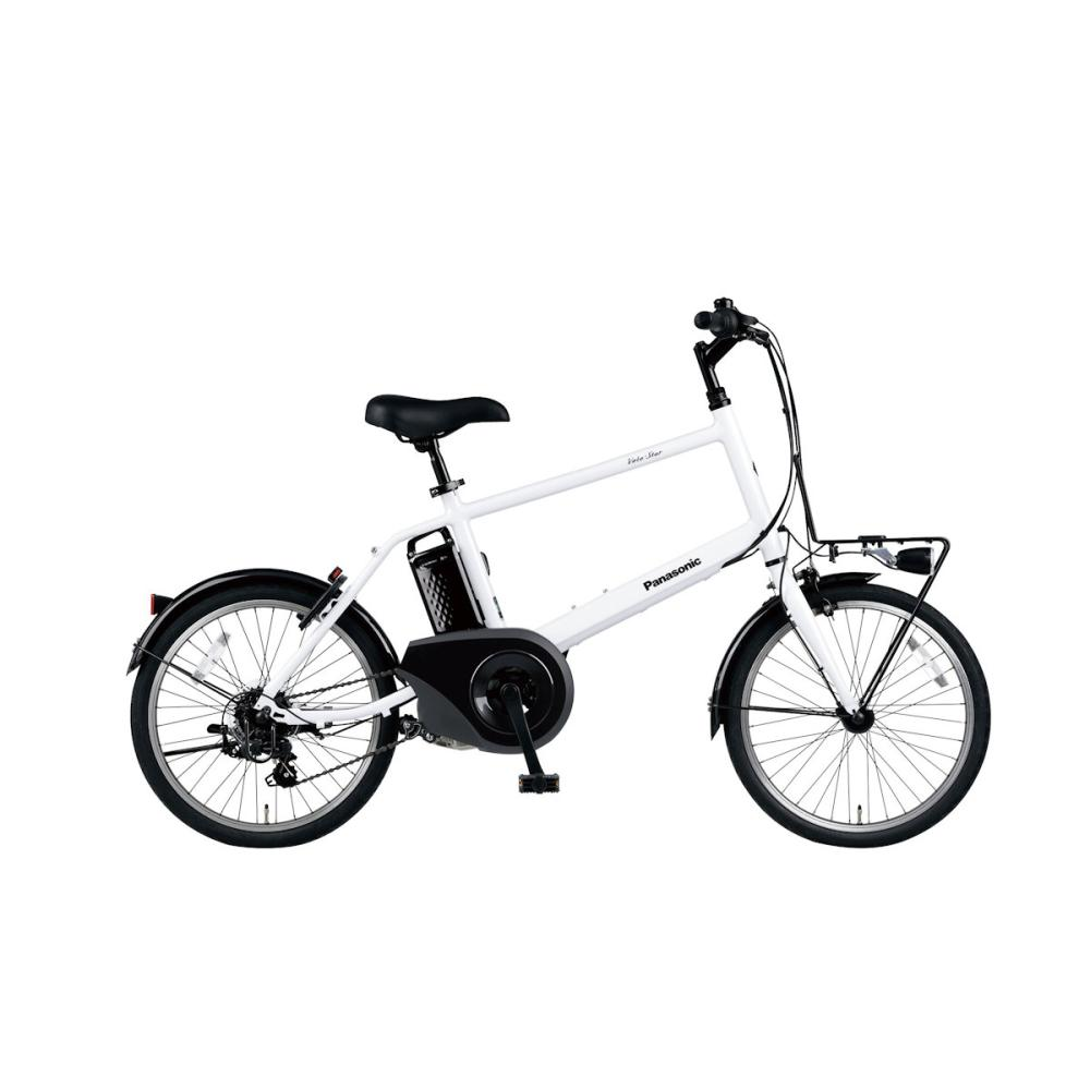 Panasonic(パナソニック) 電動アシスト自転車 ベロスターミニ 各色