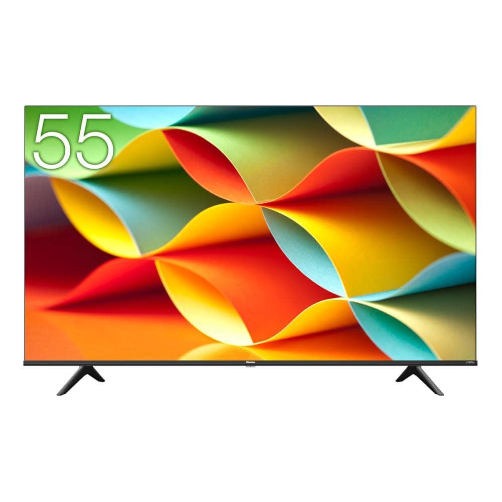 ハイセンス 4Kチューナー内蔵 55V型 液晶テレビ 55A6G