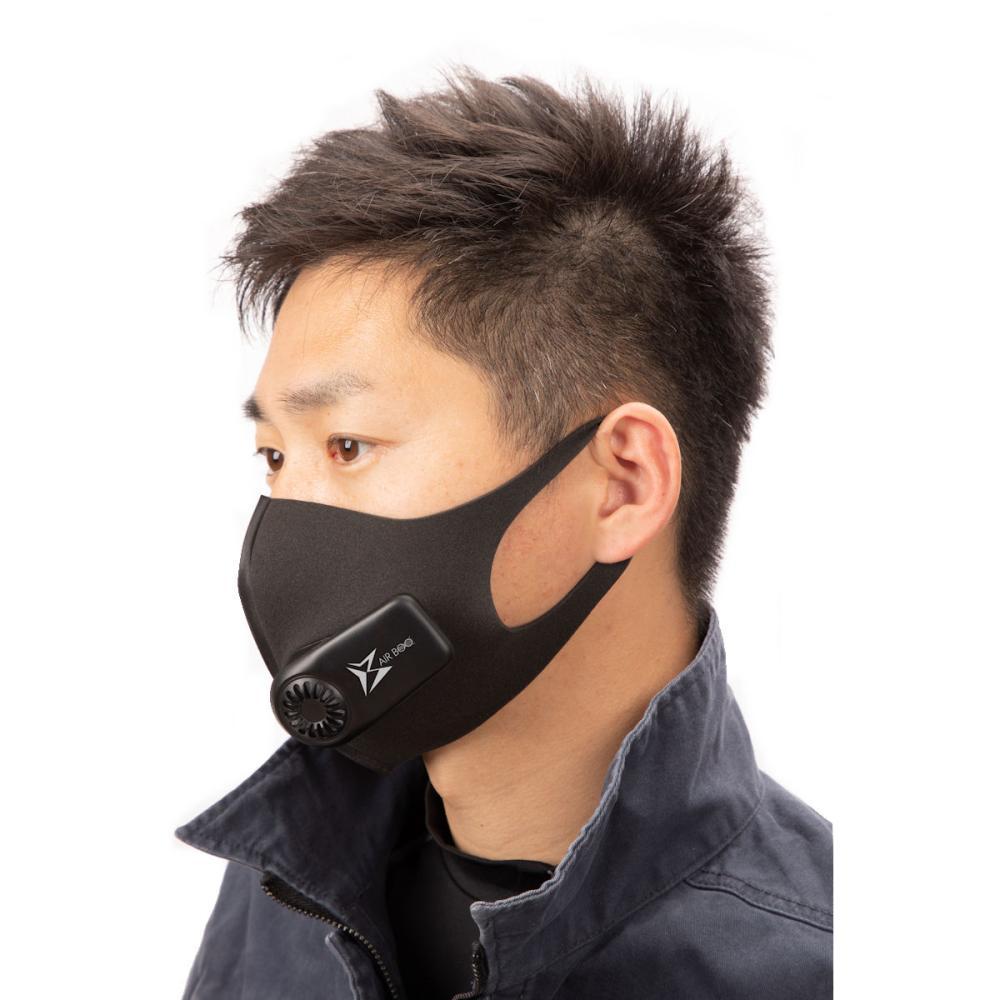 神風 空調マスク エアーブーセット