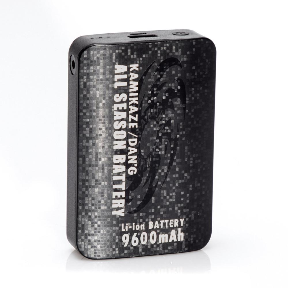 神風 アイスベスト用バッテリー KBTSー9600