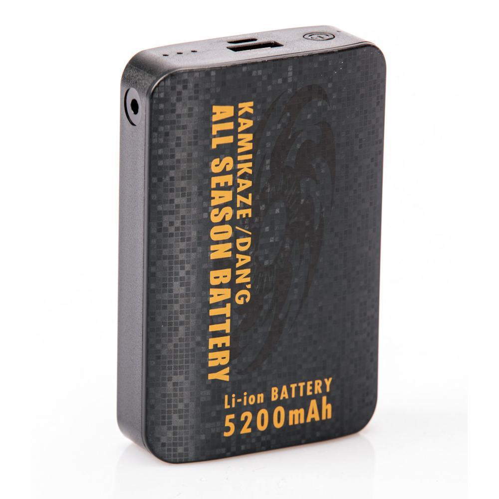 空調ウェア 大ファン用バッテリー KBTSー5200