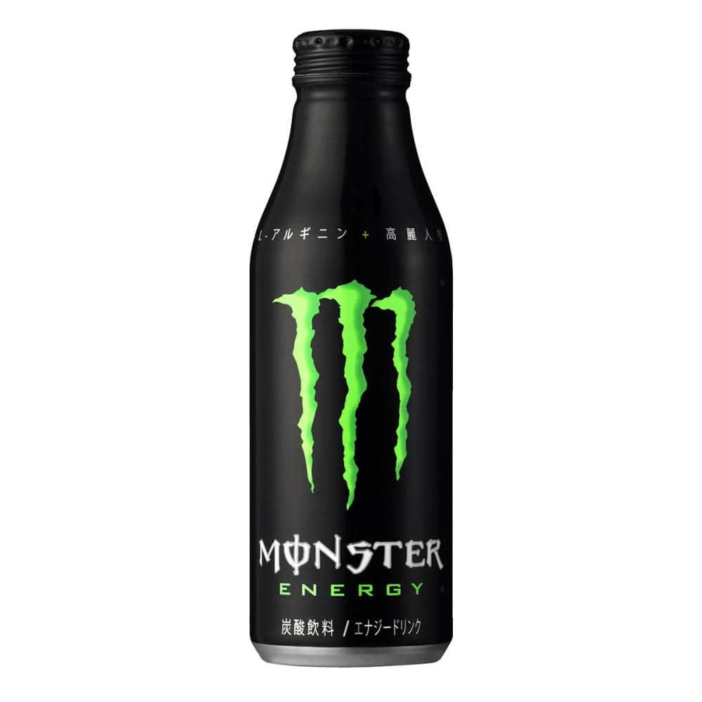 アサヒ飲料 モンスターエナジー 500ml
