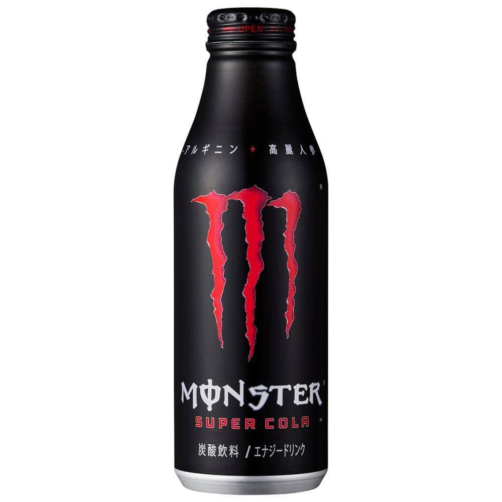 アサヒ飲料 モンスター スーパーコーラ 500ml