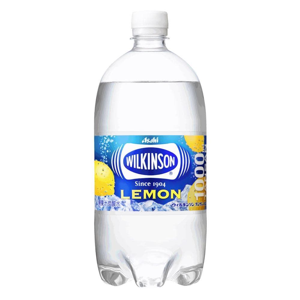アサヒ飲料 ウィルキンソン タンサン レモン 1.0L