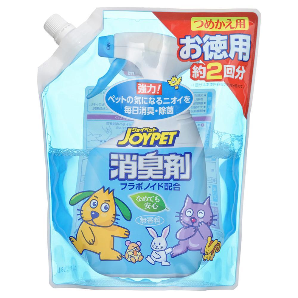 ジョイペット 液体消臭剤 詰替用 ジャンボパック 650ml