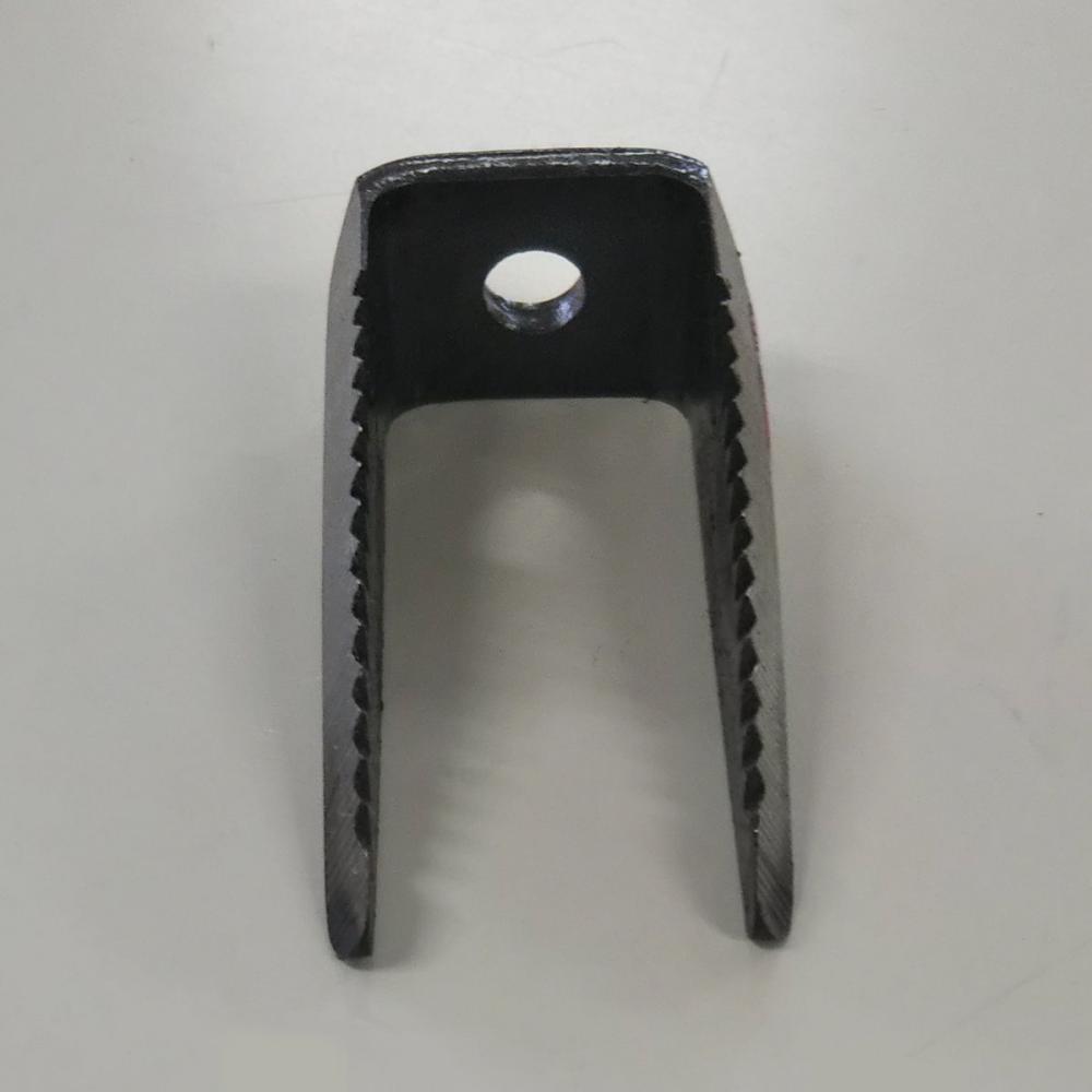 コンバイン用ワラ切刃の替刃 クボタ用鋸目