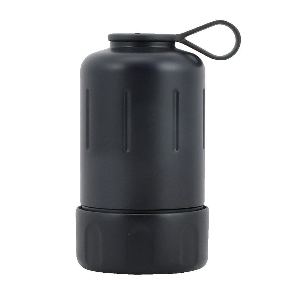 アテーナライフ 保温ペットボトルホルダー ブラック