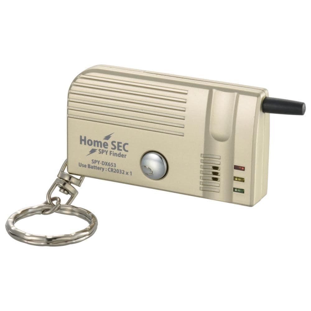 オーム電機 盗聴器&盗撮器 SPY探知機 SPY-DX653