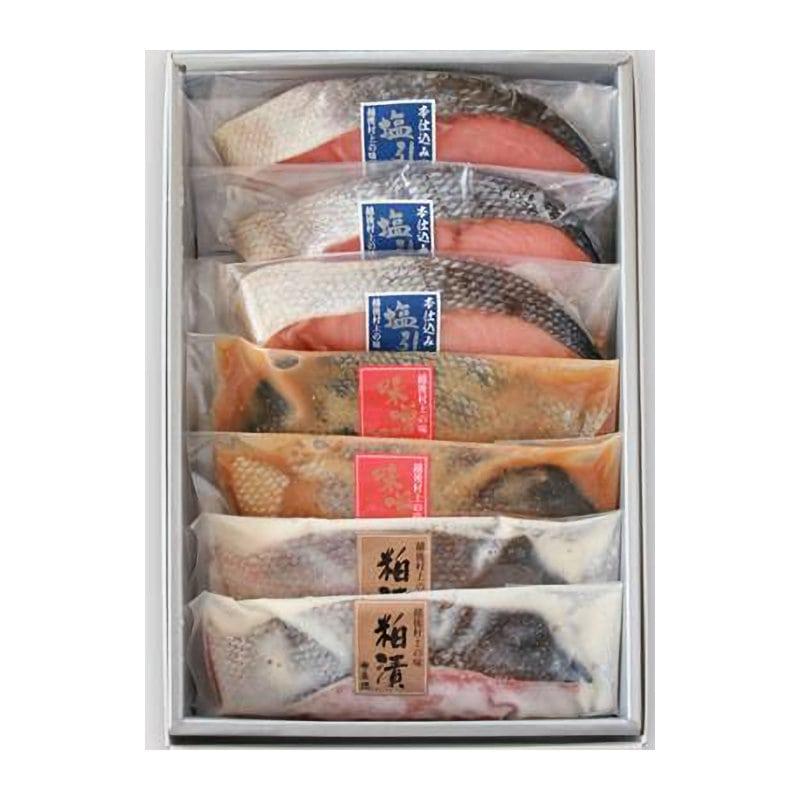 永徳 鮭彩菜セット N-7C2200